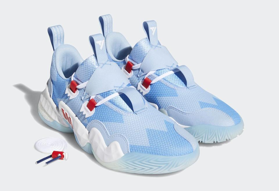 The Adidas Trae Young 1. - Credit: Courtesy of Adidas