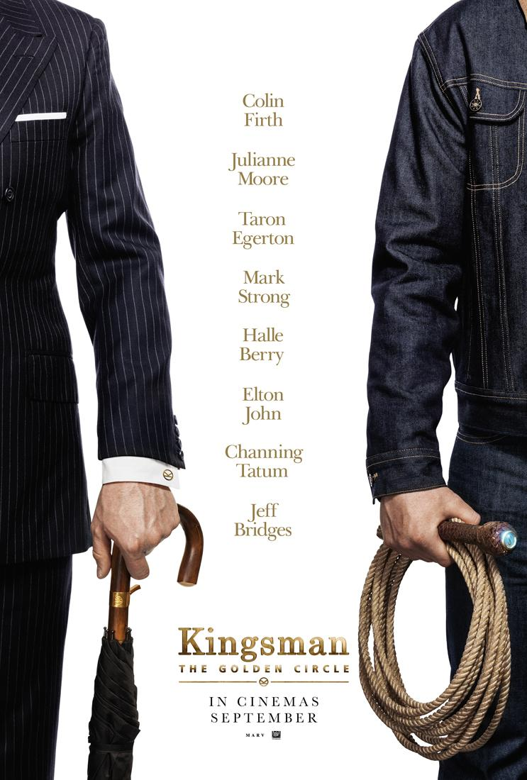 'Kingsman: The Golden Circle' gets a cool new teaser poster (20th Century Fox)