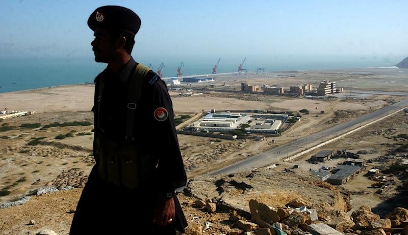 China poised to control strategic Pakistani port