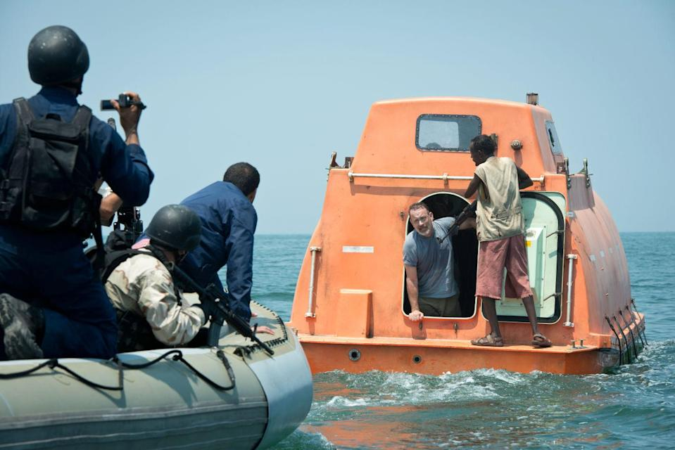 Captain Phillips (Credit: Sony Pictures)