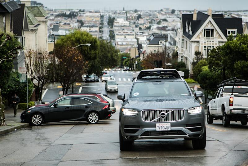 Toyota  and Uber are partnering to bring an on-demand autonomous ride-hailing