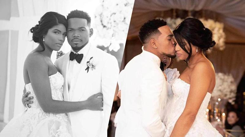 Chance The Rapper Thanks New Wife for Taking on Pregnancy While He Finishes Debut Album