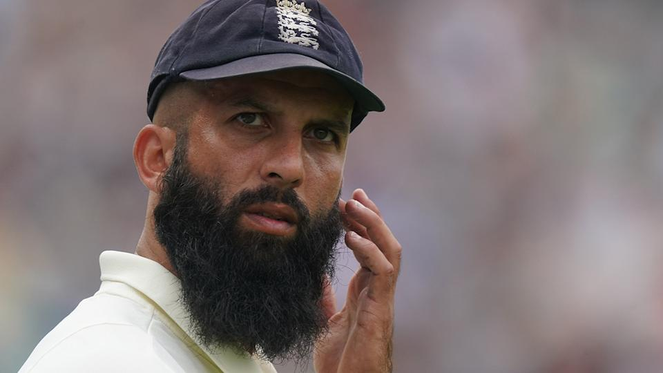 Moeen Ali has announced his retirement from England's Test team, after playing 64 matches. (Photo by Adam Davy/PA Images via Getty Images)