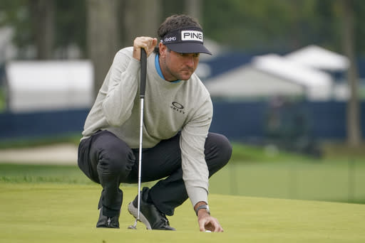 Watson rallies in US Open with home, hurricane on mind