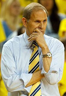 John Beilein may be doing his finest coaching job this season at Michigan, which is 9-2