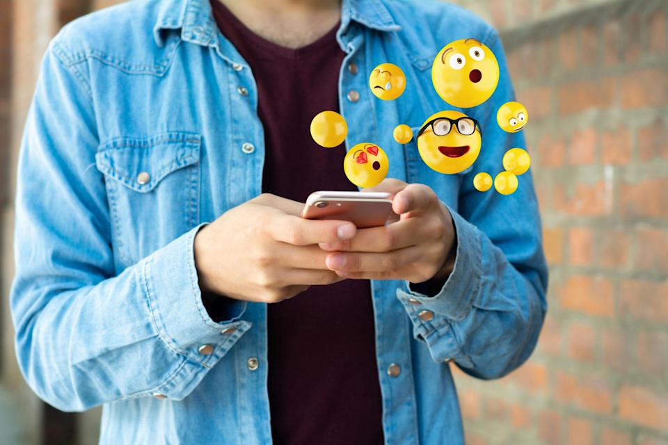 <p>Adobe recently released a global trend report on emojis shedding light on the contribution emojis have on communication. (Photo courtesy of Shutterstock)</p>