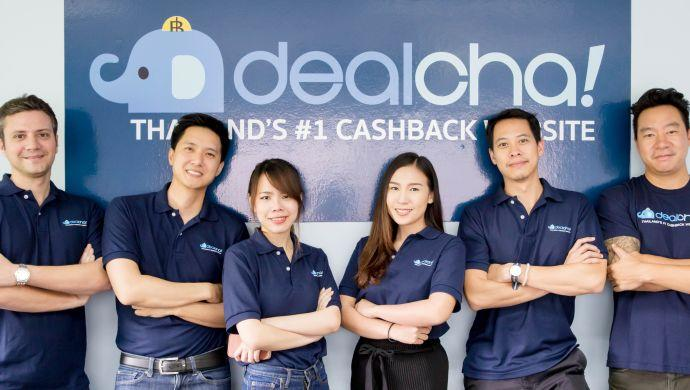 Cashback site Dealcha! raises seed funding from 500 TukTuks and others to grow even faster