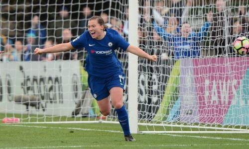Chelsea held at Arsenal but stay top of WSL after Reading beat City