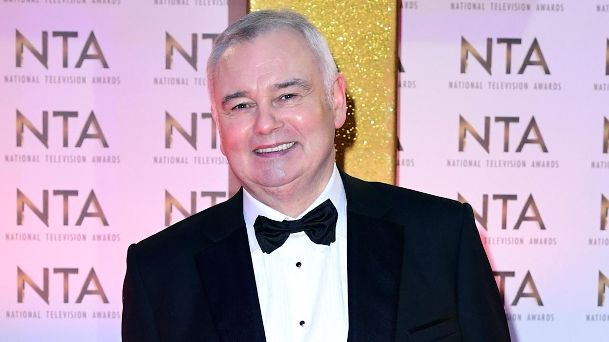 Eamonn Holmes apologised for his comments. (PA)