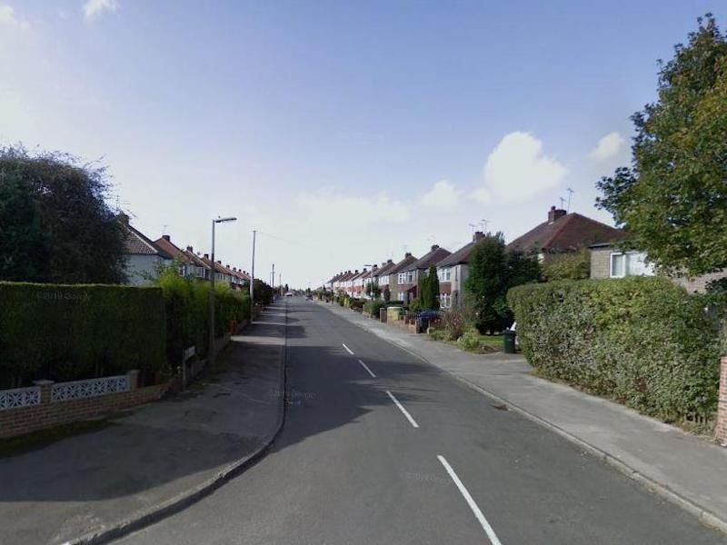 South Yorkshire Police are investigating the alleged assault in Parkstone Crescent, Hellaby