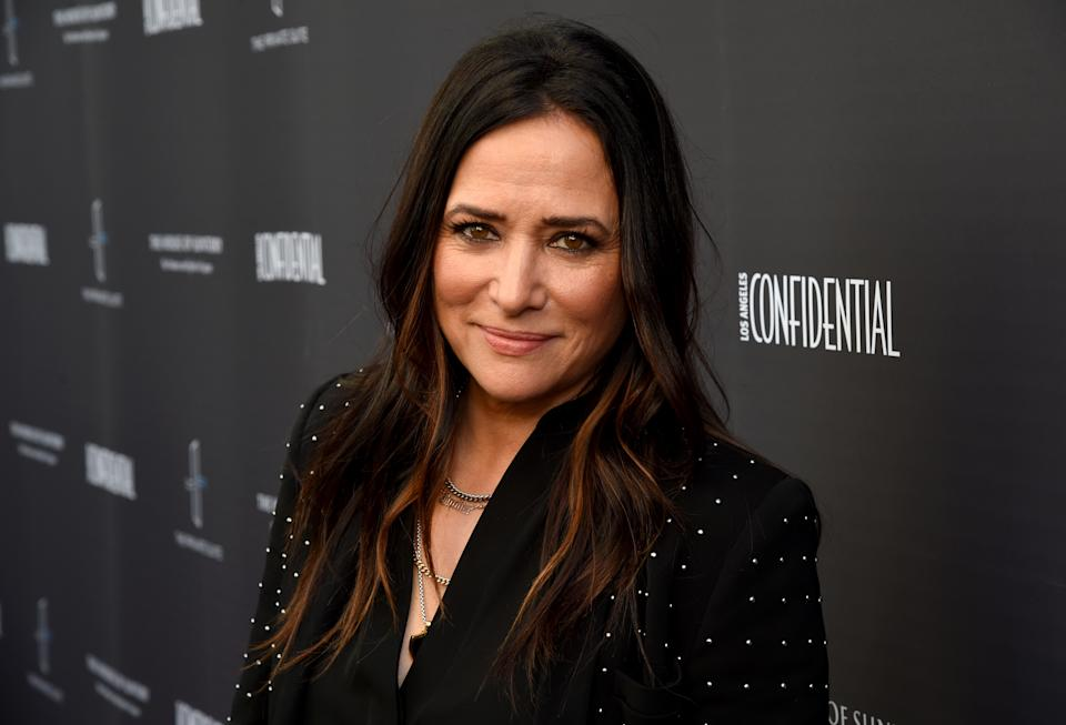 LOS ANGELES, CALIFORNIA - JUNE 09: Pamela Adlon attends the Los Angeles Confidential Impact Awards at The LINE Hotel on June 09, 2019 in Los Angeles, California. (Photo by Michael Kovac/Getty Images for Los Angeles Confidential)