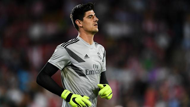 The former Chelsea goalkeeper has become the latest player in Santiago Solari's squad to suffer an injury setback