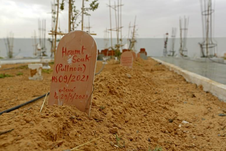 The UN said in May that at least 500 people had died trying to cross the Central Mediterranean this year