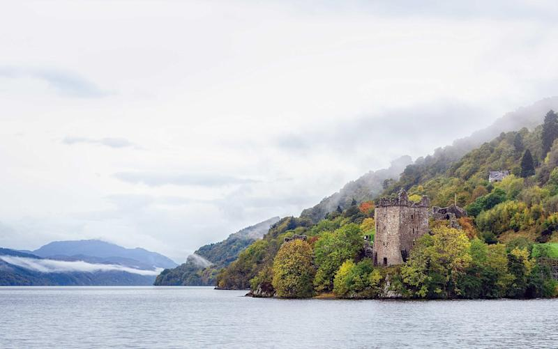 Loch Ness could be a lot quieter this summer - getty