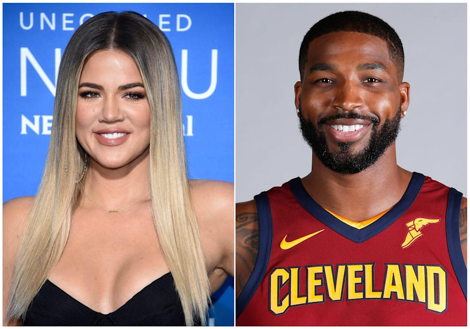 Khloe Kardashian and Tristan Thompson share a three-year-old daughter, True.