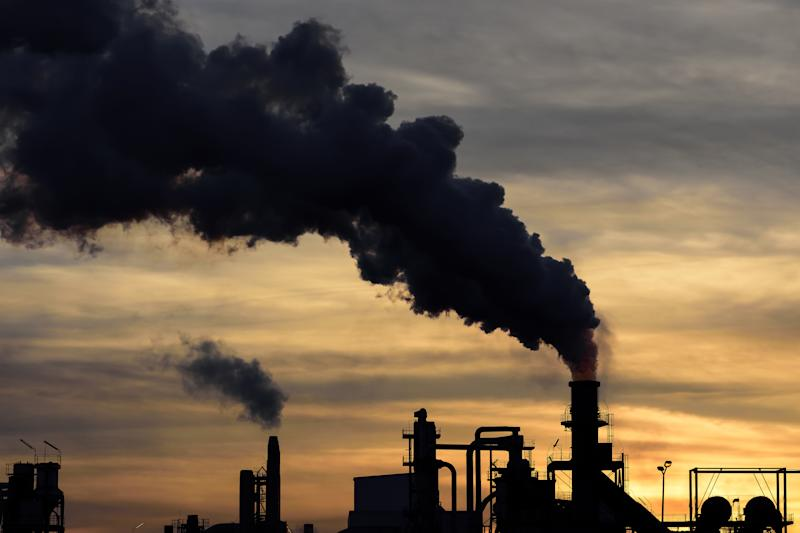 Firms have voiced concerns over the move aimed at preventing Dutch companies from taking their polluting activities to other European countries to avoid the levy. Photo: Getty