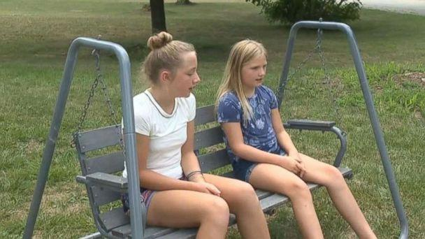PHOTO: Sisters Allison and Lauren Eickhoff managed to fight off a man who assaulted them over the weekend. (WJRT)