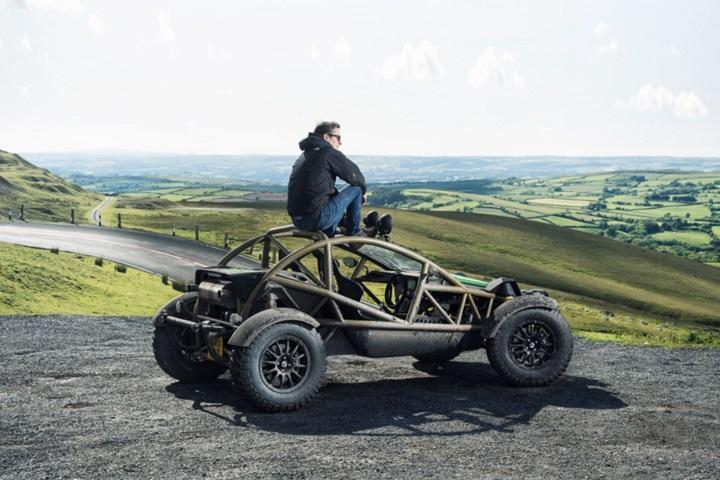 Ariel Nomad Price >> Ariel Slaps A Supercharger Onto The Nomad Off Road Sports Car