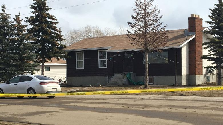 Neighbour describes scene of double homicide in Alberta village