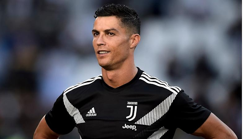 Cristiano Ronaldo helps Juventus to a 10th consecutive victory