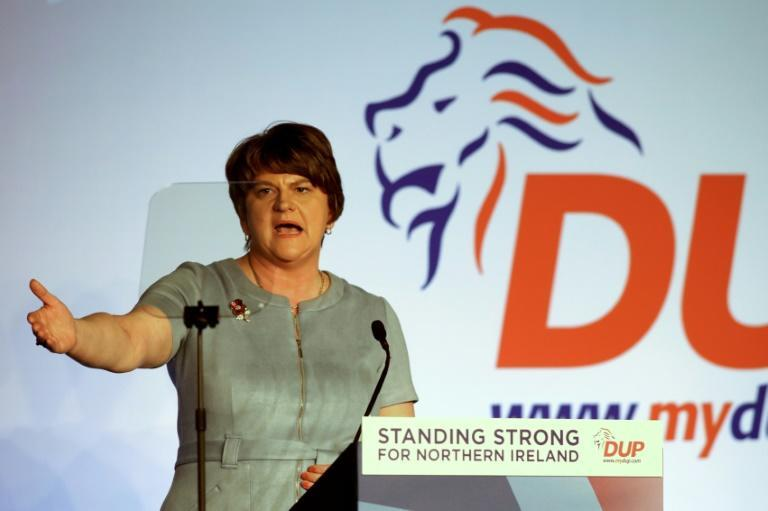 Northern Ireland's First Minister Arlene Foster announced her resignation last week