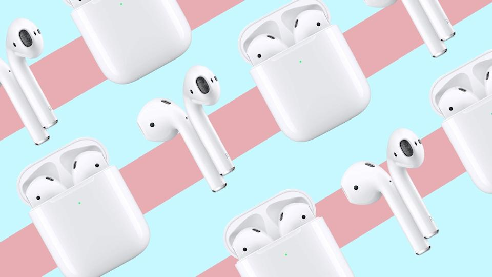 Apple AirPods with Wireless Charging Case are on sale now during Amazon's Black Friday sale.