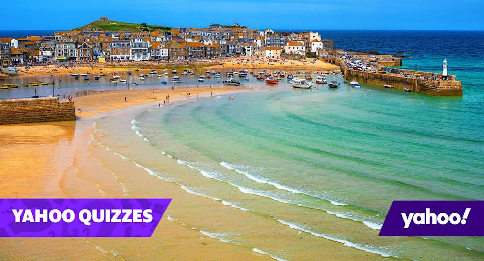 Can you coast your way through this quiz on Britain's beaches?