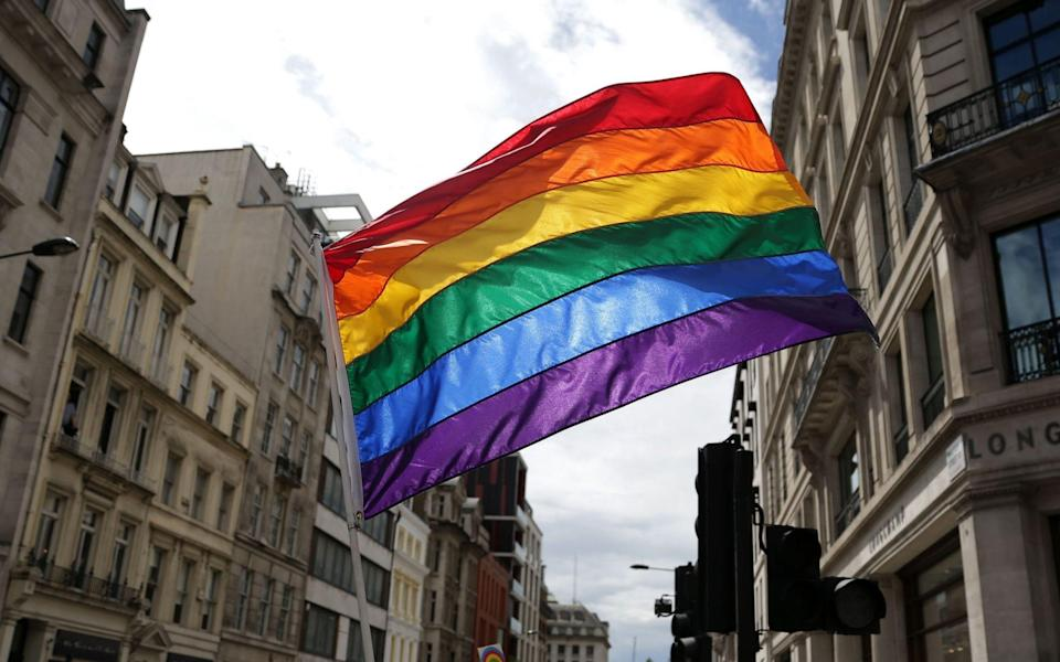 The NHS is undertaking a review into gender identity services - PA