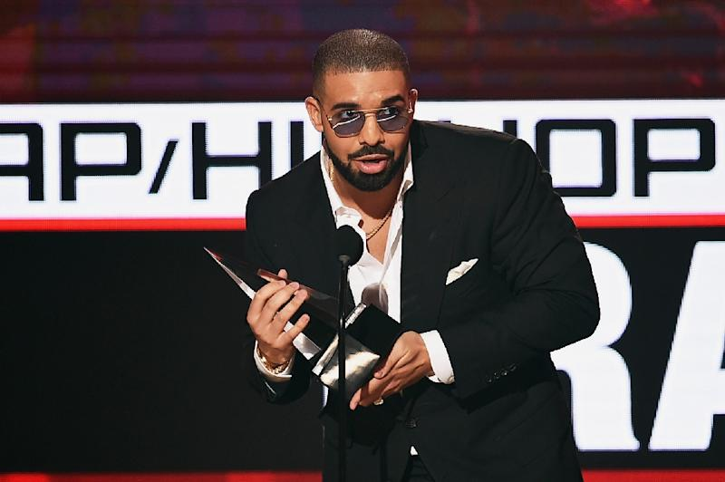 """Drake, pictured in November 2016, has voiced resentment about being labeled simply as a rapper, and attempts to shift that perception in his latest song collection """"More Life"""""""