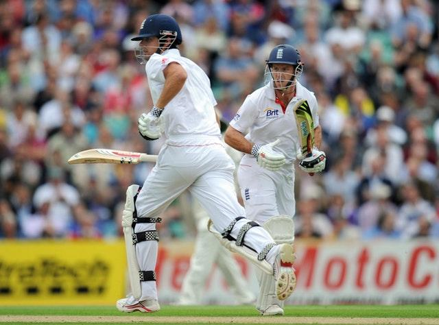 Alastair Cook and Andrew Strauss were the last England openers to survive the opening session together