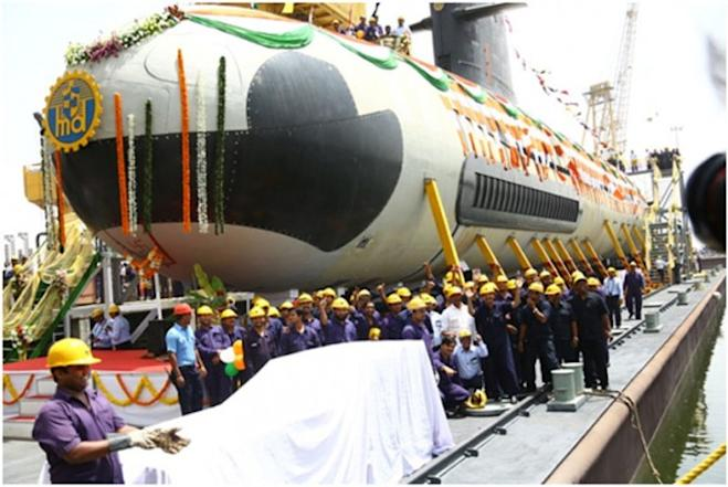 Indian Submarine Data Leaked From French Shipbuilder