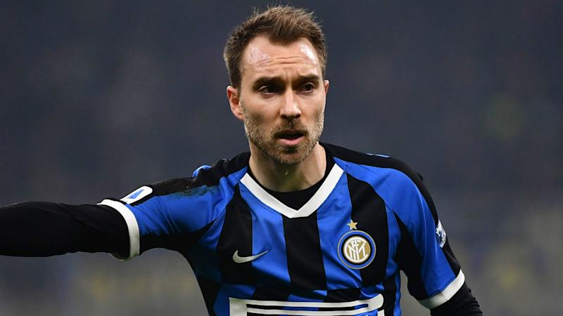 'Expectations are high in Italy' - Conte fires warning to Eriksen amid lack of form at Inter