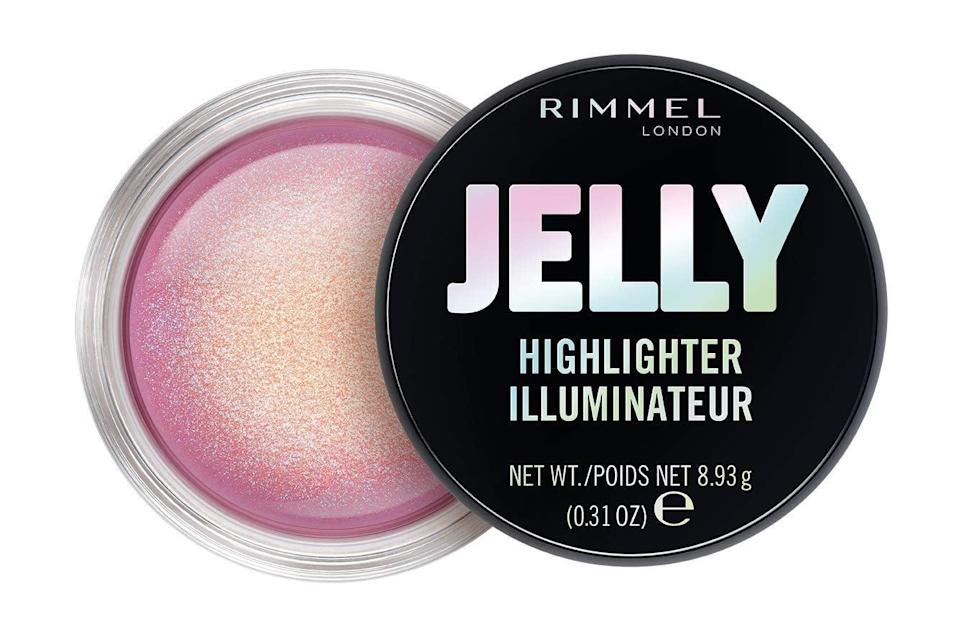 <p>Get a festival-inspired glow with this holographic <span>Rimmel Jelly Highlighter, Shifty Shimmer</span> ($8). It's a water-based formula that packs pigment and gives a dewy glow.</p>