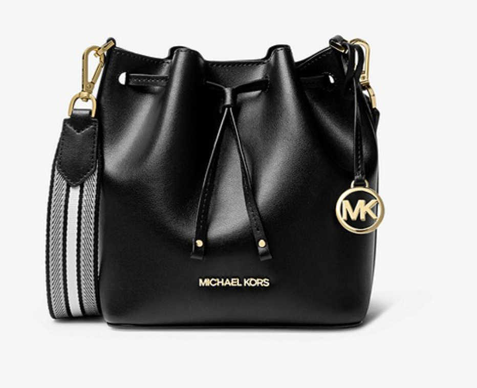 Michael Michael Kors Eden Extra-Small Leather Crossbody Bag. (PHOTO: Michael Kors)