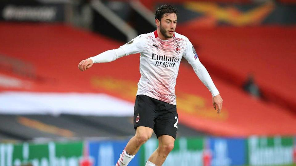 Davide Calabria | Alex Livesey - Danehouse/Getty Images