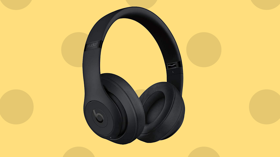 Save nearly 40 percent on these Beats Studio3 Wireless Noise Canceling Headphones. (Photo: Amazon)
