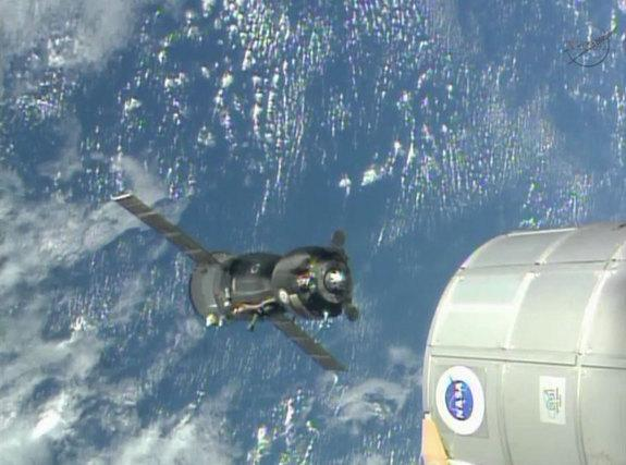Space Station Crew Faces Orbital Traffic Jam This Week