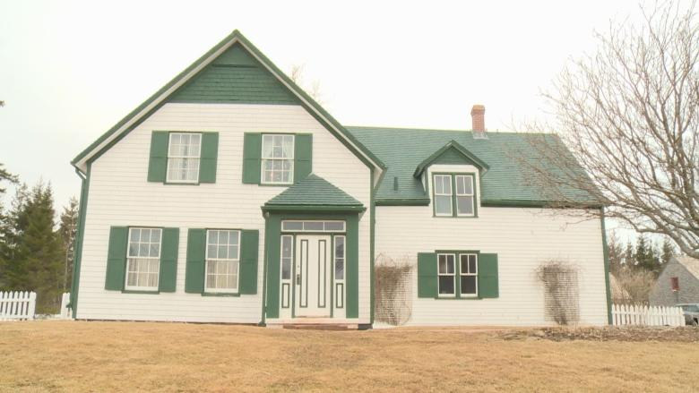 Green Gables gets a facelift