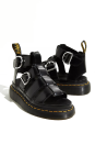 """<p><strong>Dr. Martens</strong></p><p>freepeople.com</p><p><strong>$130.00</strong></p><p><a href=""""https://go.redirectingat.com?id=74968X1596630&url=https%3A%2F%2Fwww.freepeople.com%2Fshop%2Fdr-martens-mackaye-sandals%2F&sref=https%3A%2F%2Fwww.marieclaire.com%2Ffashion%2Fg27205502%2Fcomfortable-walking-sandals-women%2F"""" rel=""""nofollow noopener"""" target=""""_blank"""" data-ylk=""""slk:SHOP IT"""" class=""""link rapid-noclick-resp"""">SHOP IT</a></p><p>You probably already love Dr. Martens' boots because of how damn comfortable they are, so why would you expect anything less from their range of sandals? The Mackaye Sandals are one of their top-rated pairs for that very reason. </p>"""