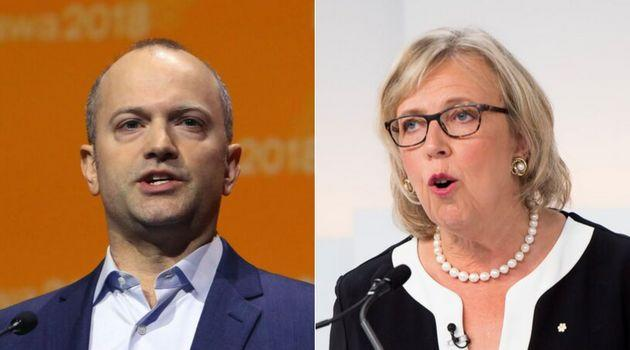 Toronto Coun. Mike Layton has asked Green Leader Elizabeth May to stop invoking the name of his late father, Jack Layton, for political gain.