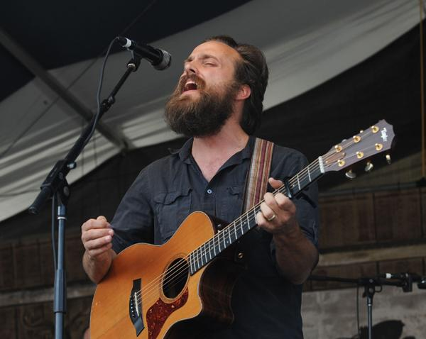 Iron and Wine Haunt 'Ghost on Ghost' With Strings and Horns