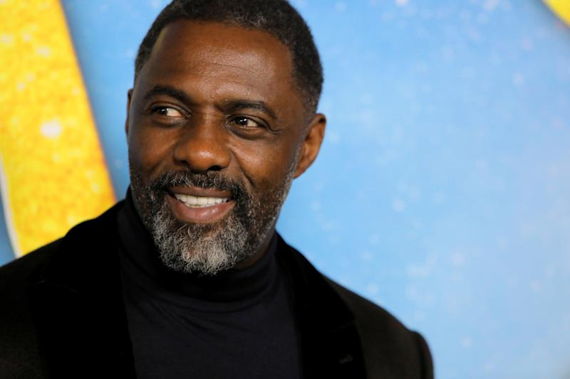 Idris Elba has tested positive for the coronavirus disease. (Photo: REUTERS/Andrew Kelly)