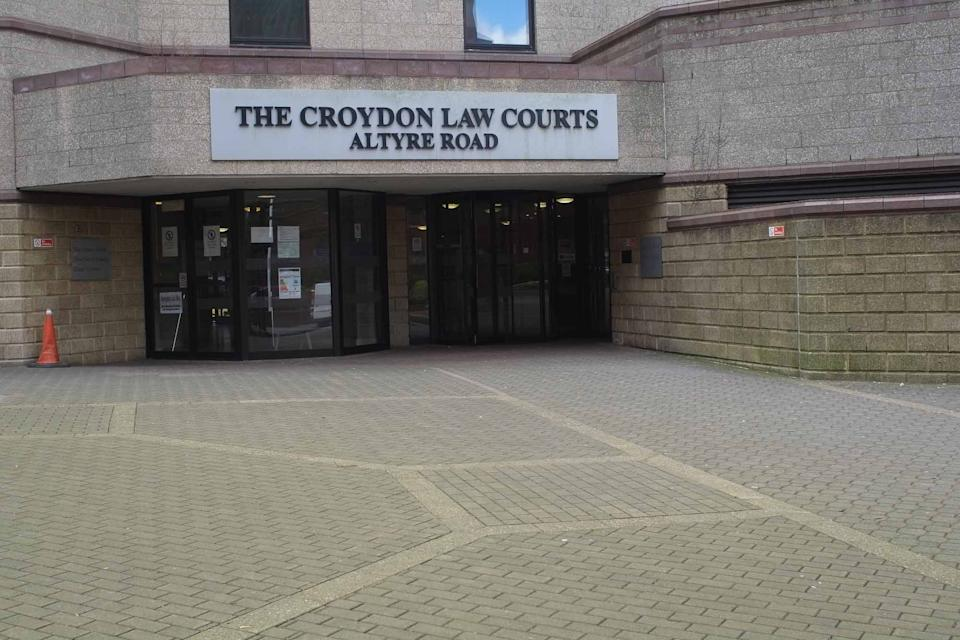 Social worker  Roy Reid will be sentenced at Croydon Crown Court in September for making indecent photographs of a child and possessing an extreme pornographic image (bpm media)