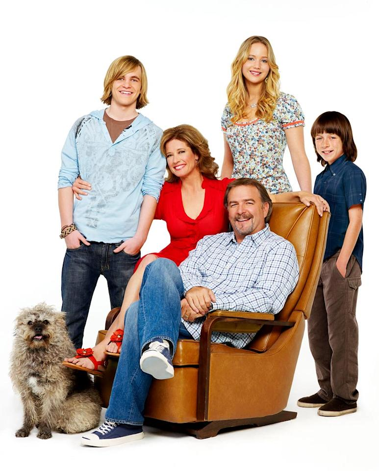 The cast of The Bill Engvall Show.