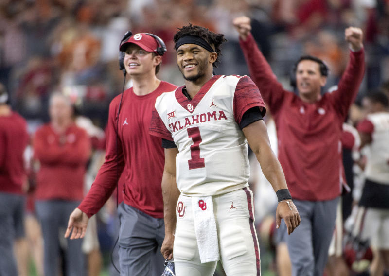 Kyler Murray apologizes for homophobic tweets sent when he was 14