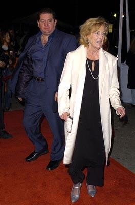 "Premiere: <a href=""/movie/contributor/1800015727"">Chris Penn</a> and mom <a href=""/movie/contributor/1800352099"">Eileen Ryan</a> at the LA premiere of Warner Bros.' <a href=""/movie/1808406051/info"">Starsky & Hutch</a> - 2/26/2004<br>Photo: <a href=""http://www.wireimage.com"">Steve Granitz, Wireimage.com</a>"