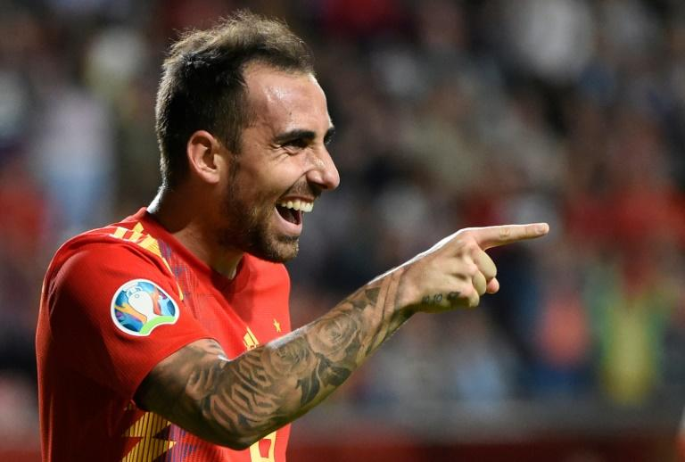 Paco Alcacer has regained his best form and his place in the national team since joining Borussia Dortmund from Barcelona in 2018