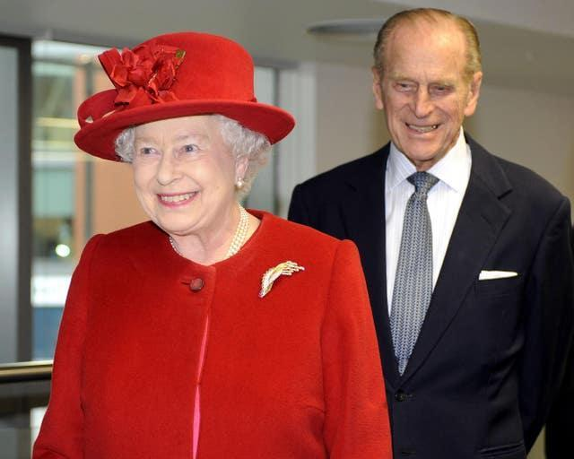 The Queen visits Thames Valley University