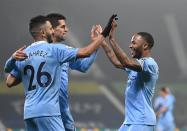 Premier League - West Bromwich Albion v Manchester City