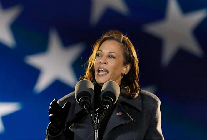 Kamala Harris names herself and seeks redemption, empowering so many of us  to do the same
